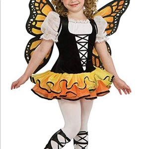 Other - Brand new girls size L Butterfly Queen costume